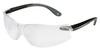 3M 11670-00000-20 Virtua V4 Safety Glasses, Black/Gray Temples