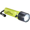 Pelican StealthLite 2410 LED Yellow Flashlight Nylon Lense