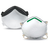 Sperian® Disposable Respirator, P100, White, Small
