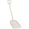 Remco® 56045 White Food Safe Sieve Shovel