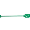 "Remco 6776 Poly Mixing Paddle Scraper with Holes 52"" Assorted Colors"
