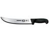"Victorinox Fibrox® Handle 10"" Blade Cimeter Butcher's Knife"
