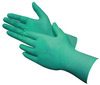 Green 6 Mil Disposable Chloroprene Gloves 9 Cuff Duraskin 2011W