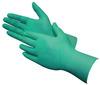 Green 6 Mil Disposable Chloroprene Gloves 9 Cuff Duraskin 2011W