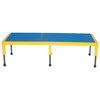 Vestil AHT-H-2460 Adjustable Work-Mate Stand with Ergo Matting Deck