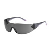 PIP 250-10-5501 Eva Womens Safety Glasses, Gray/Pink Temple