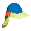 EZ-COOL 396-800-YEL Skullguard Hard Hat Visor / Sun Shade, Hi-Vis