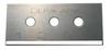 OLFA® SKB-10 Carbon Tool Steel Utility Blade