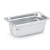 Vollrath 90322 Super Pan 3 Steam Table Pan, 1/3 Size, 2 ½ Inches Deep
