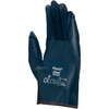 Ansell® Hynit® 32-105 Blue Nitrile Coated Impregnated Gloves