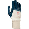 Ansell Hylite 47-400 Coated Nitrile Gloves Knit Wrist Medium Weight
