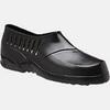 Plain Toe Overshoe, PVC, Plain, Pull-On, Black, X-Small