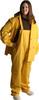 Bib Overall, Polyester, Yellow