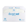 Hospeco® Discreet Seat® DS-5000 Half Fold Toilet Seat Covers