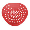 Health Gards® Vinyl Urinal Screens, Cherry