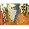 "US Mesh® USM-3400 Metal-Mesh Leg Guard 16"" W x 20"" L"