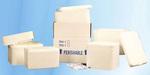 Mini Foam Cooler, EPS Foam, 7-3/4 x 5-7/8 x 6 in, 4.7 qt