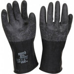 North by Honeywell B161R Butyl Gloves Unsupported w/ Rough Palms