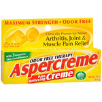 Aspercreme Pain Relieving Creme 1.25 oz.