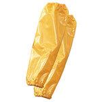 "18"" Yellow Polyurethane Protective Sleeve 4 mil"