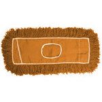 JJ Continuous Twist Dust Mop, 24in x 5in, Launderable