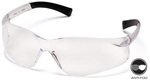 Pyramex S2510S Clear Scratch-Resistant Lens Safety Glasses