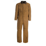 Berne I417 Brown Deluxe Insulated Coverall