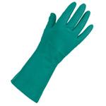 Nitrile Glove Unlined Diamond Grip, Size 8