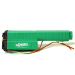 HOT SHOT REPLACEMENT HANDLE HUHSR GREEN FOR HS2000 RECHARGEABLE