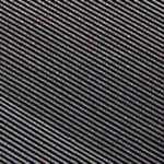 V-Groove Corrugated Runners, Dry Mat, Black, 35 ft, 36 in, Rubber