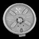 Dart®, Lift N' Lock Lid, Round, Plastic, Translucent