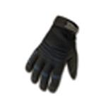 Ergodyne ProFlex® 818WP Thermal Waterproof Winter Work Gloves, Black