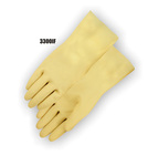 Unlined Latex Canners Gloves Diamond Grip 14 Mil Majestic 3300IF