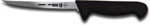"Boning Knife Stainless Steel 6"" Black Handle"