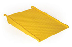 Eagle® 1689 Yellow Pallet Ramp 1500lb Cap 8 x 32