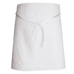 VF® Chef Designs, Sewn Edge Apron, Universal Size, White