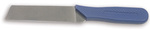Vegetable Knife, Blue, 420 Stainless Steel, Plastic, Plain, 50 to 55 HRC, 7.4 in, 3.9 in, 3-1/2 in