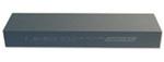 """Norton 61463685755 Aluminum Oxide Grit Course/Fine Benchstone 8"""" x 2"""""""