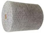 Oil-Dri L90540 Gray Perforated Absorbent Roll 30 W x 150 L