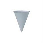 Solo SCC4R2050 Paper Cone Cup, 4 oz, Pack of 200