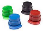Detectamet® Stapleless Stapler Plastic Red