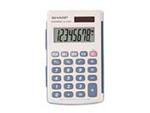 Pocket Calculator Handheld, 2-1/2 W x 4.156 H in