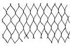 Disco® HN400 Hairnet, 15 Denier Nylon, White, Universal, 21 in, 144/BX