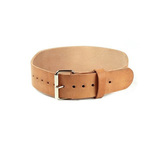 Leather Weight Lifting Belt 4-Inch General Leathercraft LBE4 Medium