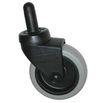 Rubbermaid FG7570-L2 SpecialMade® Plastic Caster w/ Metal Axle, 3""
