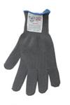 Cut-Resistant Glove, Comfort Grip, Gray