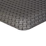 Diamond Foot Anti-Fatigue Dry, Solid Black
