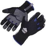 Ergodyne ProFlex 817WP Thermal Waterproof Winter Work Gloves, Black