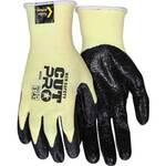 MCR Safety 9693 Cut Pro Kevlar Shell Cut-Resistant Work Gloves