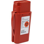 McKesson® 358432 SharpSafety Plastic Sharps Container